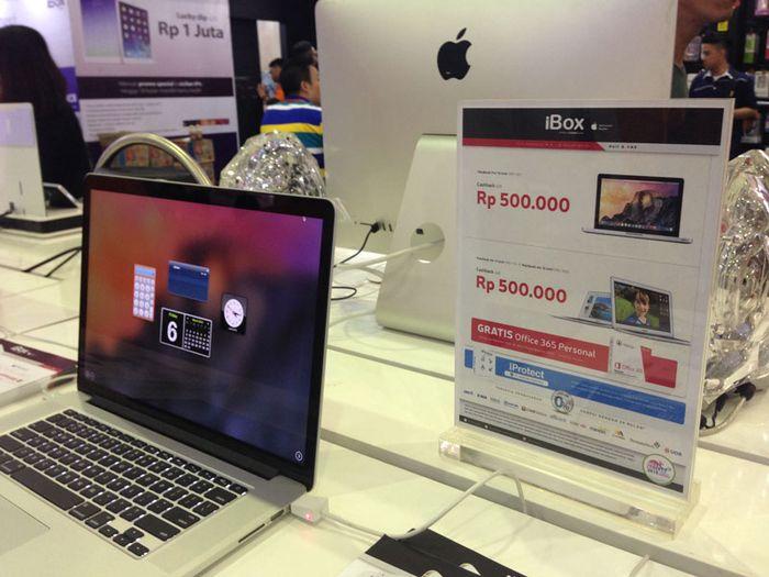 Promo Diskon Besar Besaran Produk Apple Di Mega Bazaar 2015 Makemac