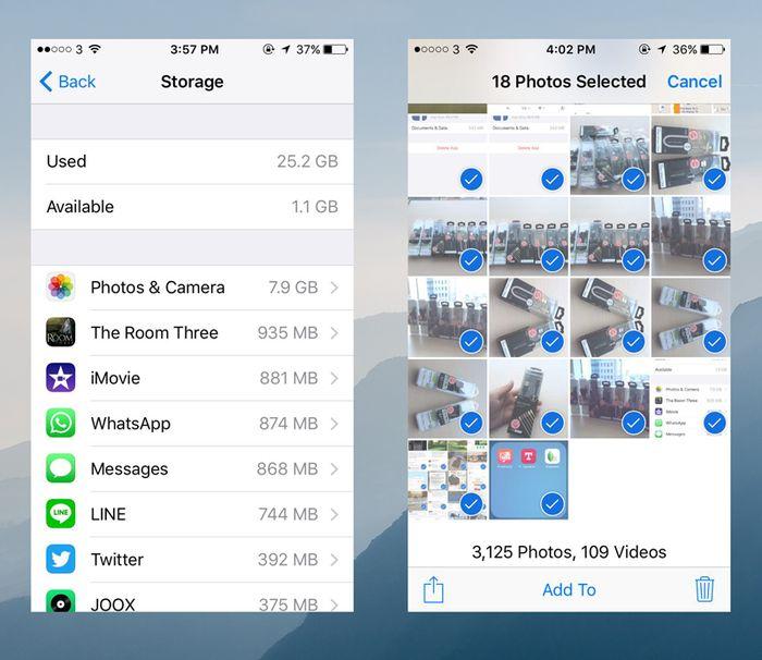 6 Cara Hemat Kapasitas Penyimpanan Di Iphone 16gb Semua Halaman Makemac