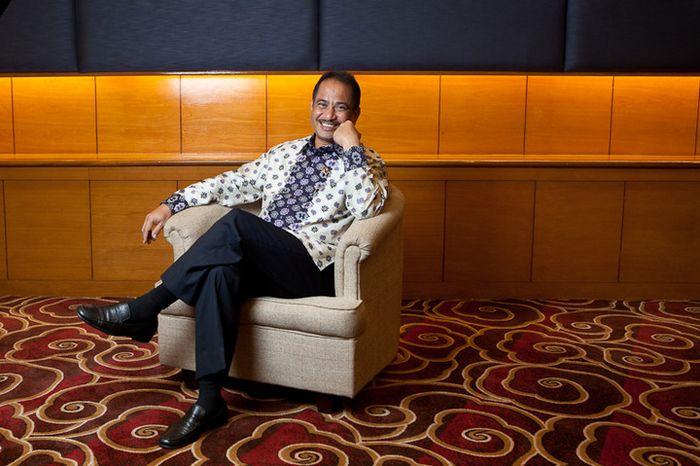 Menteri Pariwisata Republik Indonesia periode 2014-2019, Arief Yahya.