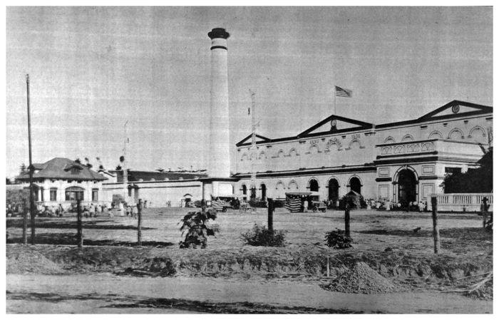 Suikerfabriek Luwunggadjah, pabrik gula yang sekaligus menjadi pabrik uangnya Mayor Tan Tjin Kie.