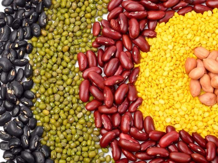 Kacang-kacangan membantu anak-anak berenergi lebih lama dan meningkatkan konsentrasi mereka.
