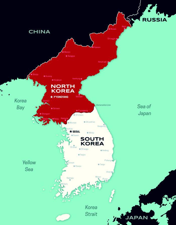 Ketika Perang Dingin Memecah Korea Menjadi Dua - Semua