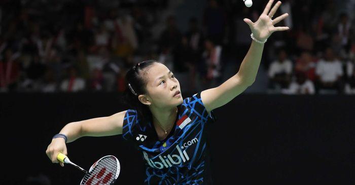 Kejuaraan Dunia 2019 - Lolos Babak Kedua, Fitriani Akan Hadapi Ranking Dua Dunia
