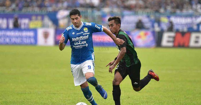 Esteban Vizcarra Ungkap Gaya Bermain Arema FC