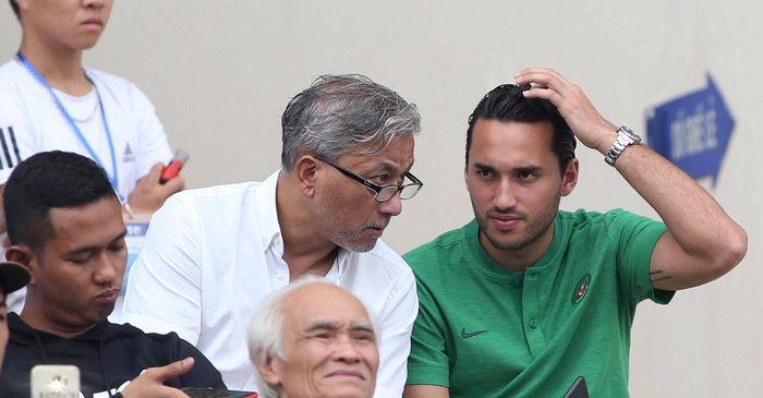 Ezra Walian Tempuh Langkah Ini Usai Dilarang FIFA Bela Timnas U-23 Indonesia