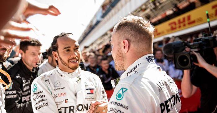 Valtteri Bottas Akui Kesal dengan Raihan Pole Position Hamilton