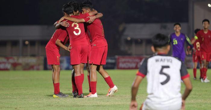 Bek Timnas U-16 Indonesia Menanti Impiannya Terwujud di Laga Kontra China