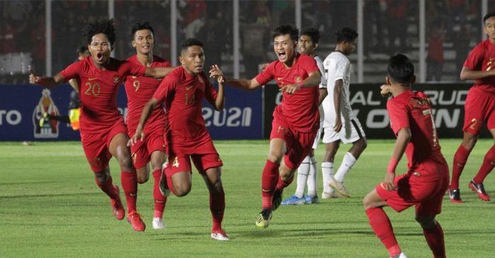 Daftar 23 Pemain Indonesia U-20 All Stars yang Akan Lawan Real Madrid dan Inter Milan