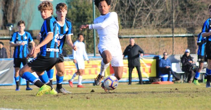 Bagus Kahfi Ungkap Alasan Garuda Select Takluk dari Inter Milan