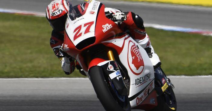 Pebalap asal Indonesia Lakukan Ini untuk Sambut Moto2 Austria 2020