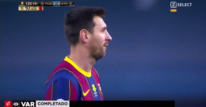 Tidak Semua Orang Menginginkan Keberadaan Lionel Messi di Barcelona