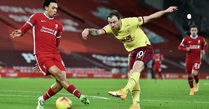 Hasil Liga Inggris - Juergen Klopp Frustrasi sampai Cekcok, Rekor Tak Terkalahkan Liverpool di Anfield Patah!