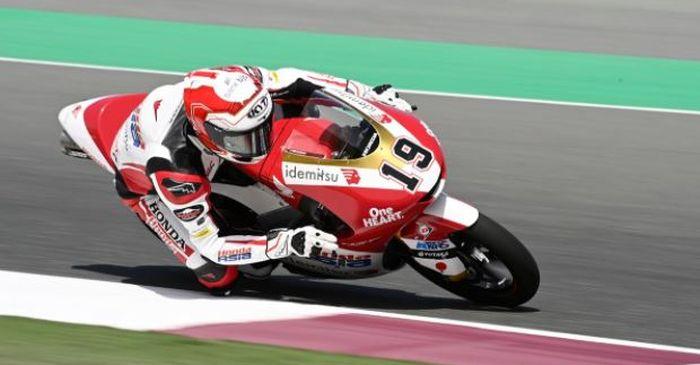 Hasil Moto3 Jerman 2021 - Pembalap Indonesia Sama Spektakuler dengan Pedro Acosta!