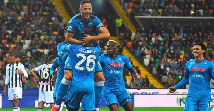 Hasil Lengkap dan Klasemen Liga Italia - Sempurna dalam 4 Laga, Napoli Akhiri Penantian 3 Tahun untuk ke Puncak