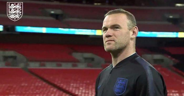 Wayne Rooney Kecam Pendukung Timnas Inggris Usai Ditahan Imbang Skotlandia