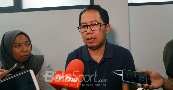 Gusti Randa: Status Tersangka Ketum PSSI Joko Driyono Bukan Terkait Pengaturan Skor