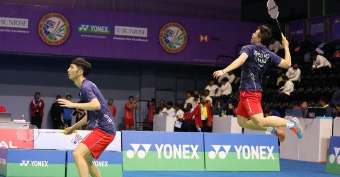 Hasil Kejuaraan Beregu Campuran Asia 2019 - Kalahkan Thailand, China ke Semifinal