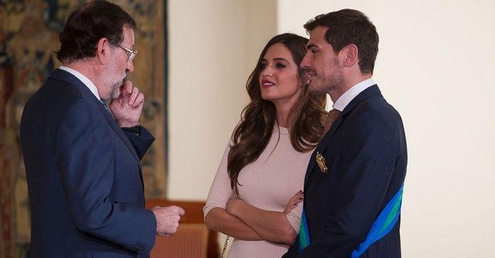 Derita Tanpa Akhir, Istri Casillas Ternyata Mengidap Kanker Ovarium