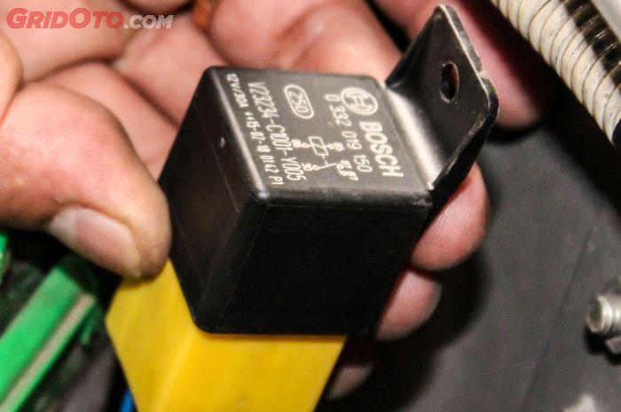 Manfaat Rangkaian Relay Pada Lampu Depan Mobil Gridotocom