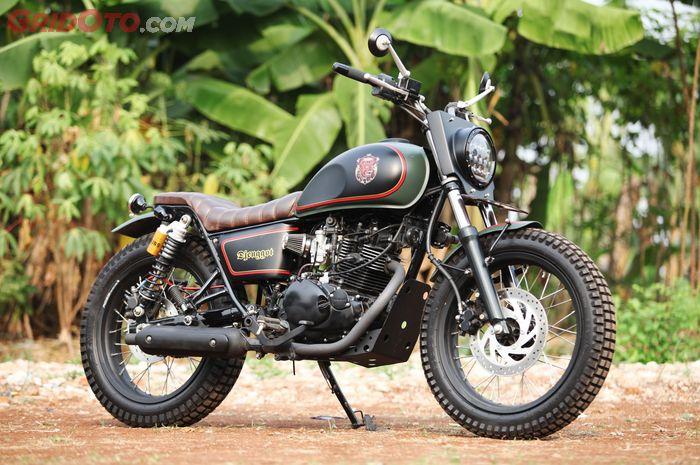 Custom W175 Custom Indonesia