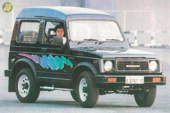 Suzuki Katana GX 1993
