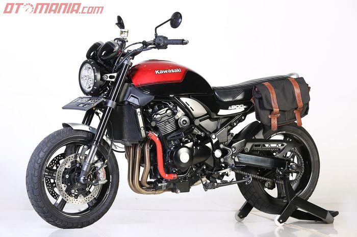 Modifikasi Kawasaki Z900 Scrambler Custom Concept Industries