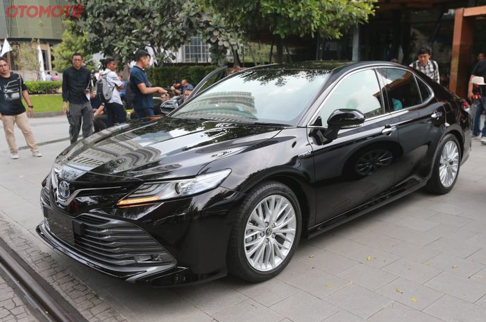 Toyota All New Camry Hybrid