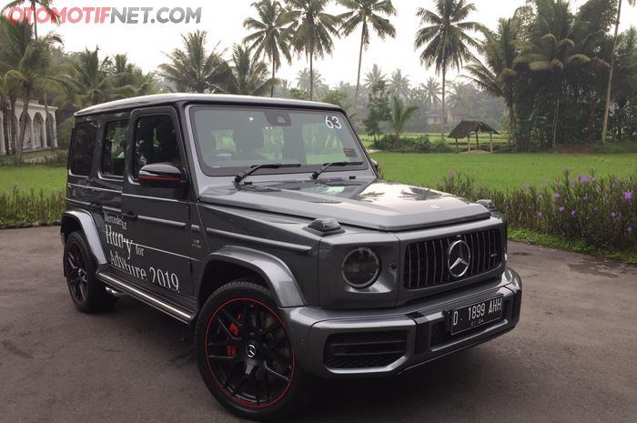 Mercedes-AMG G63 Edition One