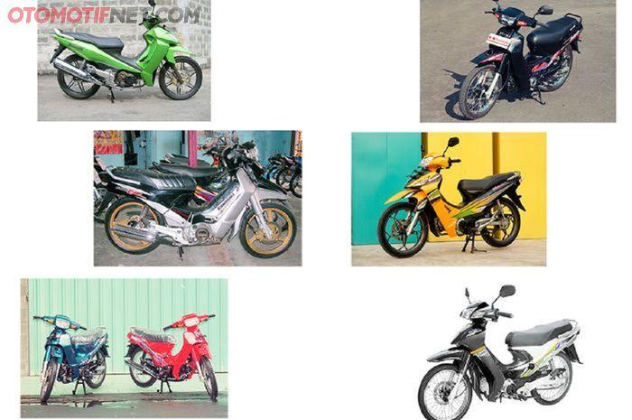 Evolusi Kawasaki Kaze