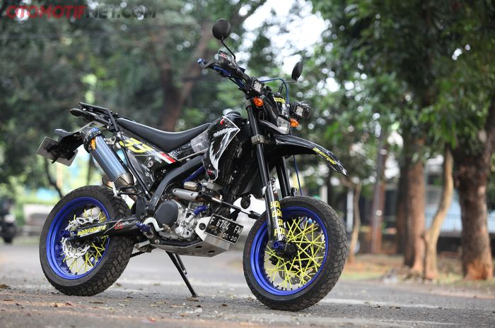 Yamaha WR250X Supermoto CAOS Custom Bike