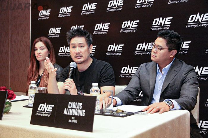 One Championships Selenggarakan Konferensi One : NXT Indonesia Di Jakarta