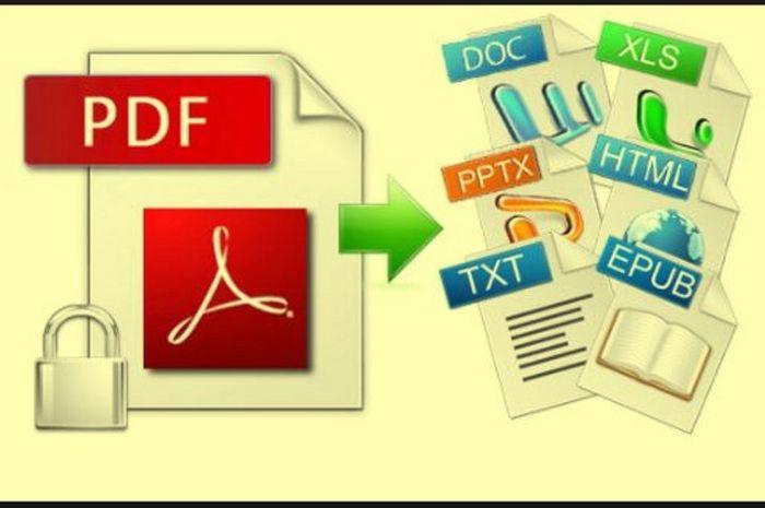 converter pdf to word gratis terbaik