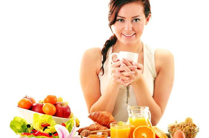 Diet sering makan tapi langsing