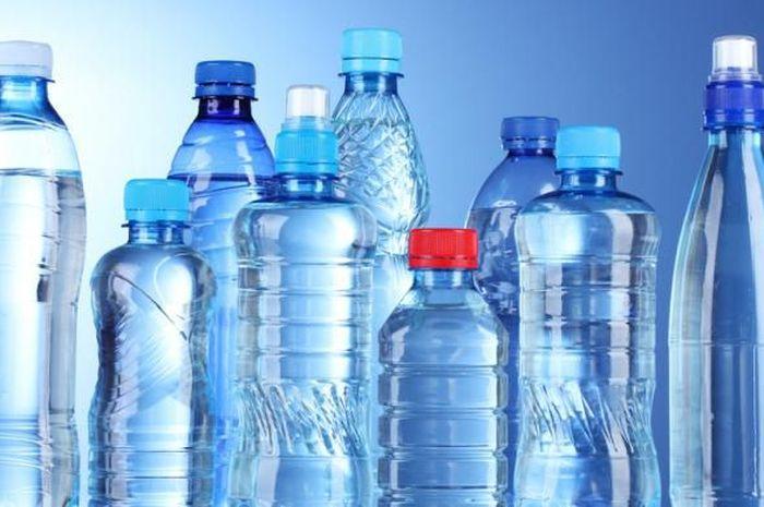 Air minum mineral kemasan