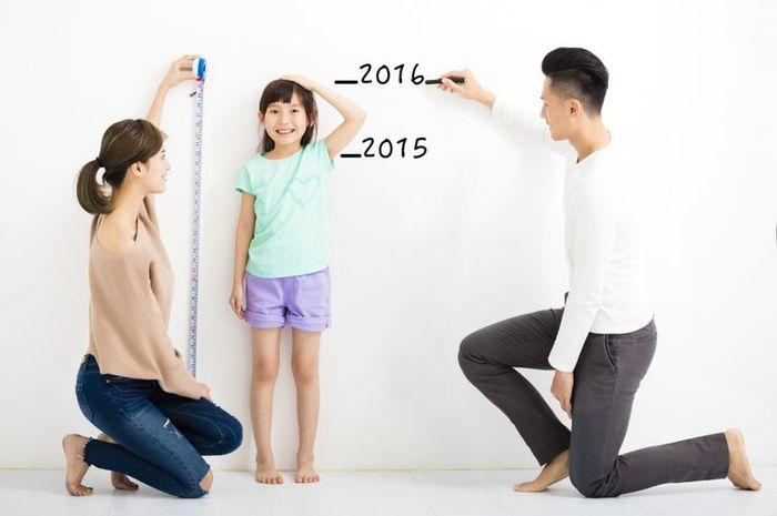 Moms bisa mencegah anak pendek, begini caranya!