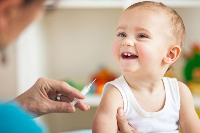 Imunisasi difteri bagi anak