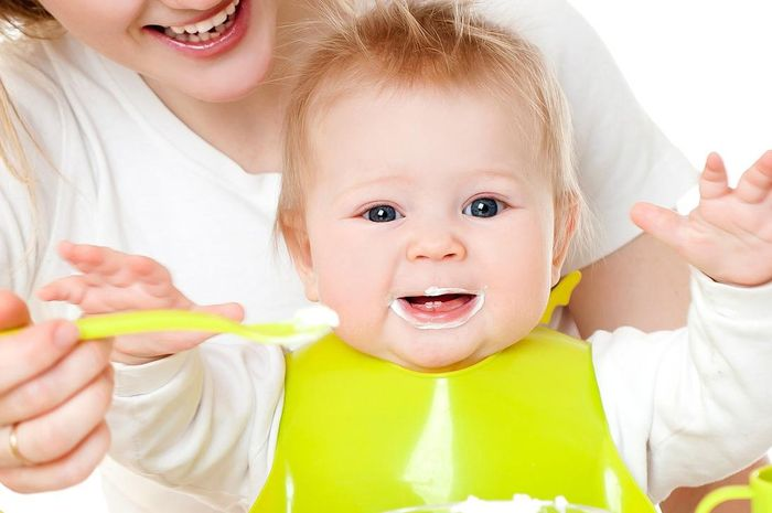 MPASI yang enak untuk bayi dipengaruhi zat gizi dari bahan makanan