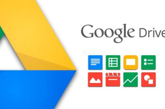 cara mudah pindahkan file google drive