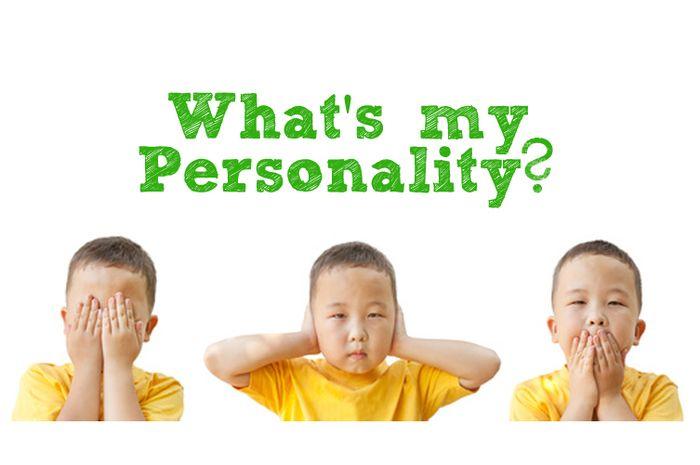 4 child personality