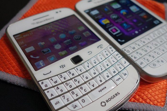 Inilah Deretan Hape OS Blackberry yang Tak Lagi Disupport