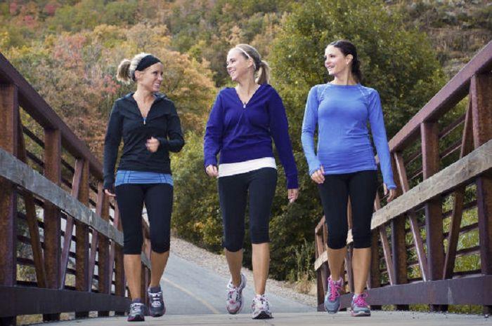 Berjalan sehat