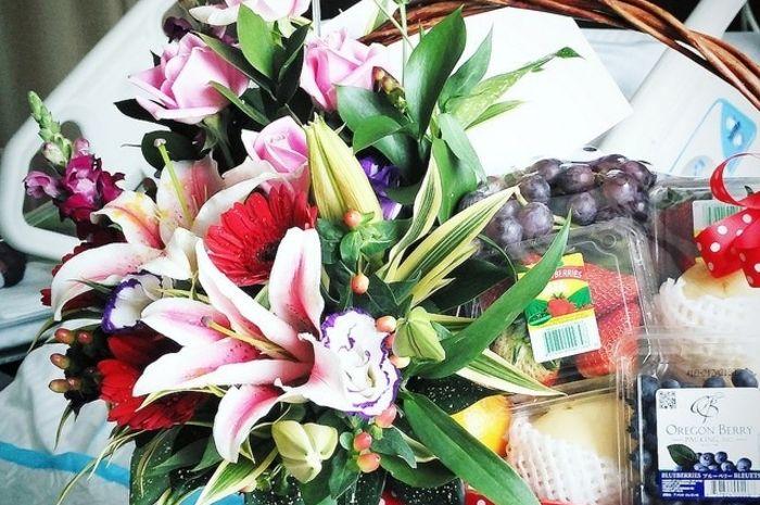 Bahaya Membawa Bunga dan Buah