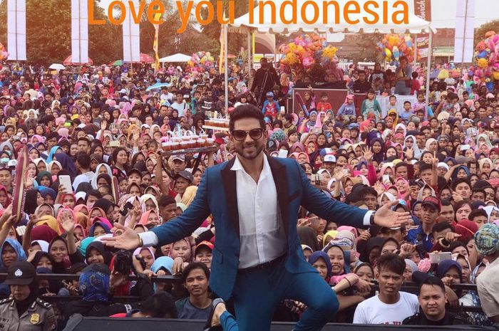 Ankit Bathla di Indonesia