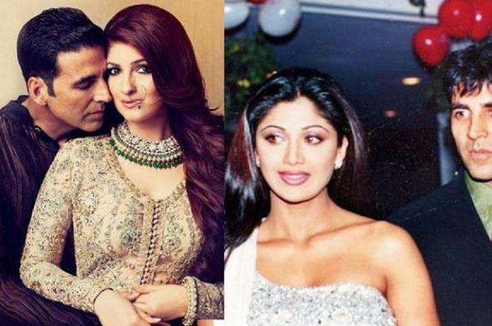 Shilpa Shetty - Akshay Kumar - Twinkle Khanna