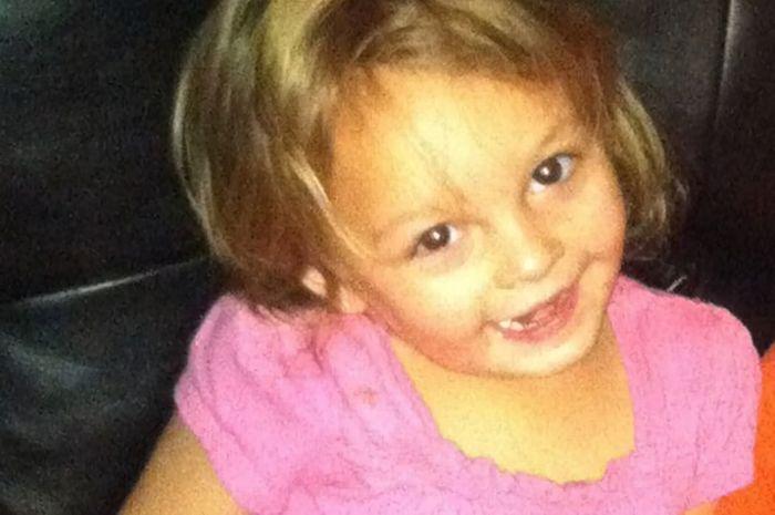 Rylee, balita 3 tahun tewas diserang Pitbull