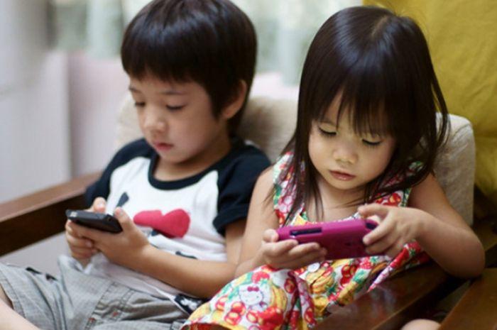 Hubungan gadget dengan kesehatan mental anak