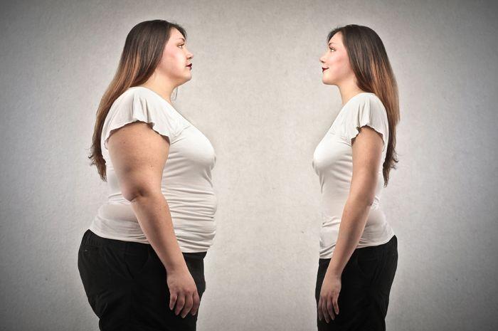 Jangan tertawakan istri yang gemuk