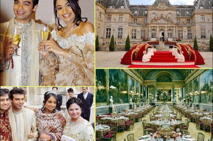 Inilah 3 Pernikahan Termahal Di Dunia Yang Dilakukan Publik Figure