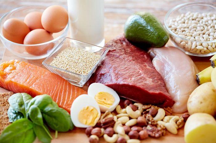 Makanan berprotein tinggi bantu menurunkan berat badan