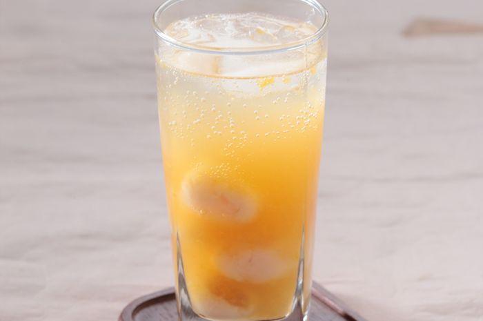 Es Leci Jeruk Soda